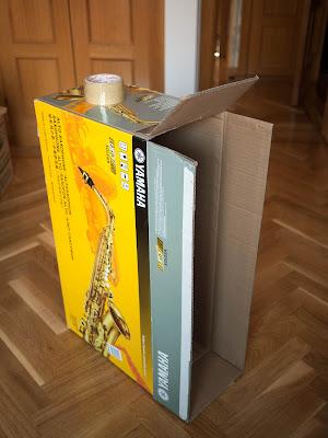 Caja para hacer la caja de sorpresas