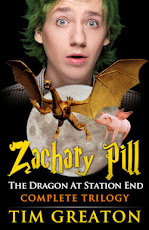 Zachary Pill, The Dragon at Station End