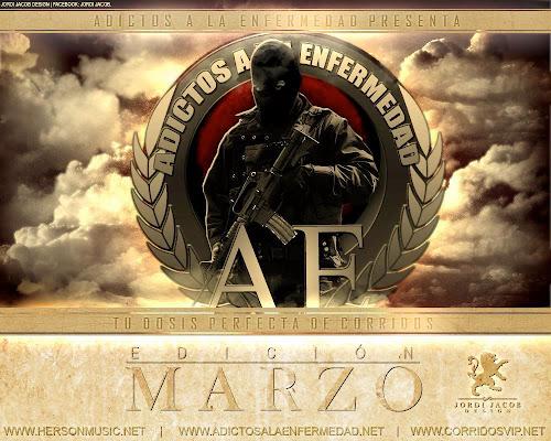 Adicto A Los Corridos Edición Marzo (2012) Los Mejores Corridos del Año (Disco 2/12)