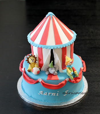 sirkuskakku