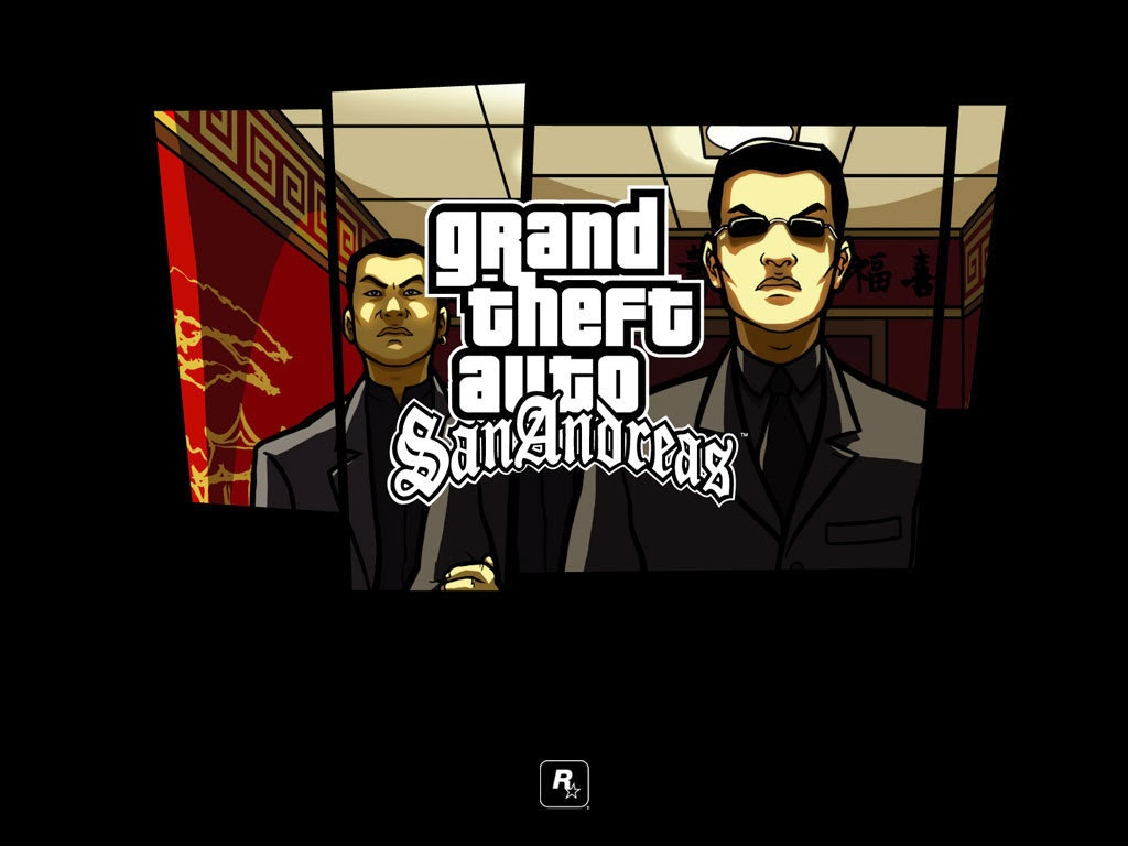 Wallpaper GTA San Andreas