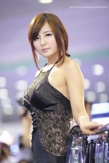 10 Ryu Ji Hye-Seoul Auto Salon 2011-very cute asian girl-girlcute4u.blogspot.com