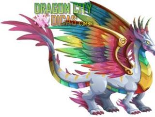 Dragão Arco-Íris