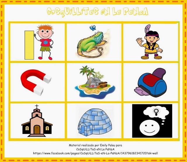 Actividades para jard n maternal y de infantes fichas for Actividades para jardin maternal