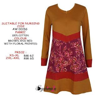 T-Shirt-Muslimah-Awanazstyle-AW0015G