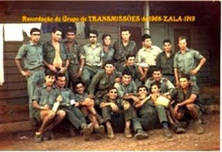O GRUPO DE TRANSMISSÕES C.C.S.