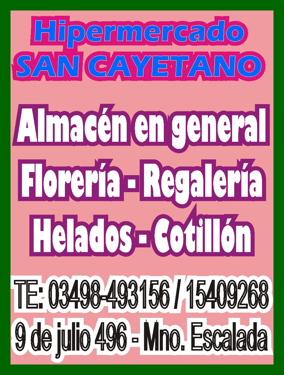 SAN CAYETANO