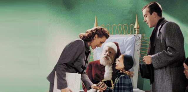 Το Θαύμα της 34ης Οδού (1947)