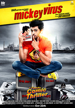 Mickey Virus, Manish Paul (2013) Hindi Movie, Release Date, Star Cast