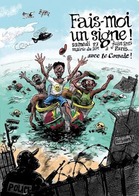 Fais-moi un signe ! : mairie de Paris XXe