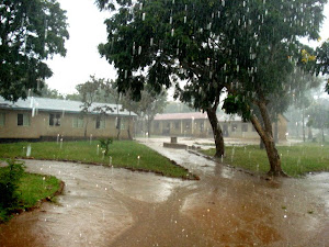 Kaloleni Primary School in the Rain