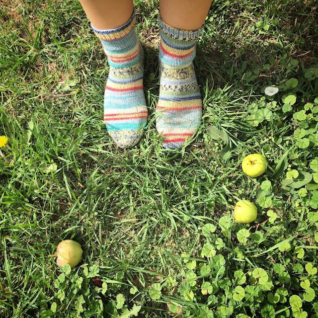 Tejer-calcetines-de-otoño