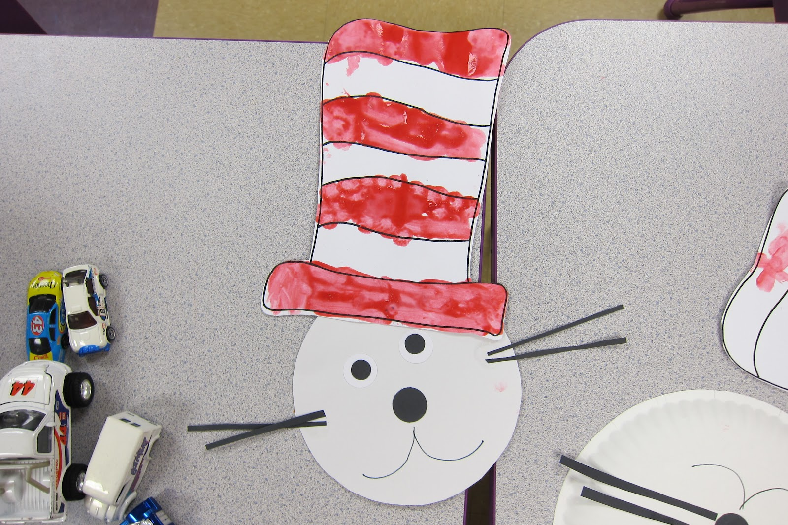 Mrs karen 39 s preschool ideas happy birthday dr seuss for Dr seuss crafts for preschool