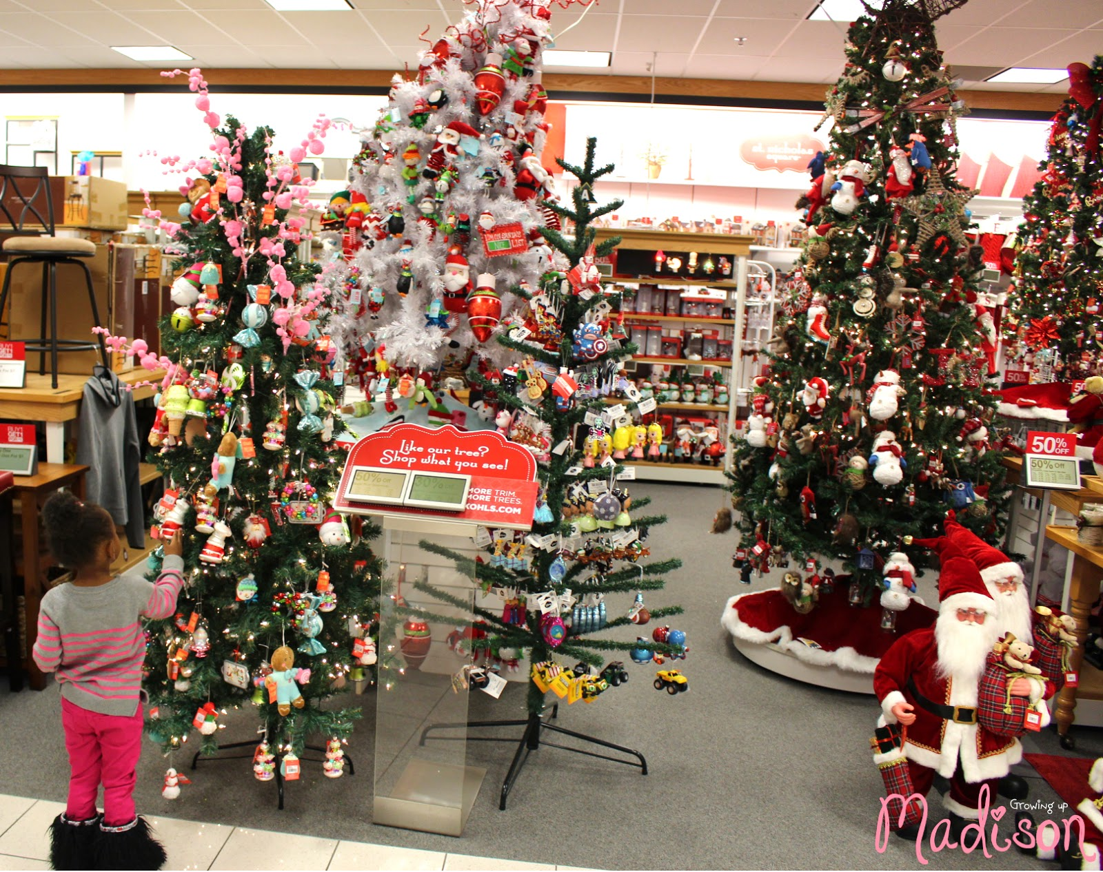 Holiday shopping is easy at kohls annmarie john