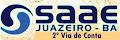 SAAE=SERVIÇO AUTÔNOMO DE ÁGUA E ESGOTO