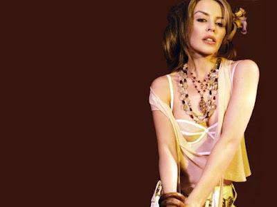 Kylie Minogue Fever Wallpaper