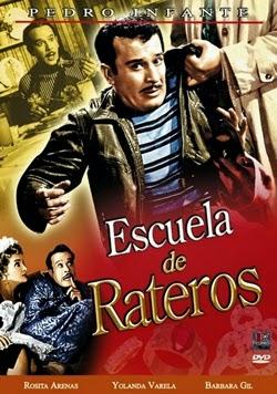 Escuela De Rateros en DVD