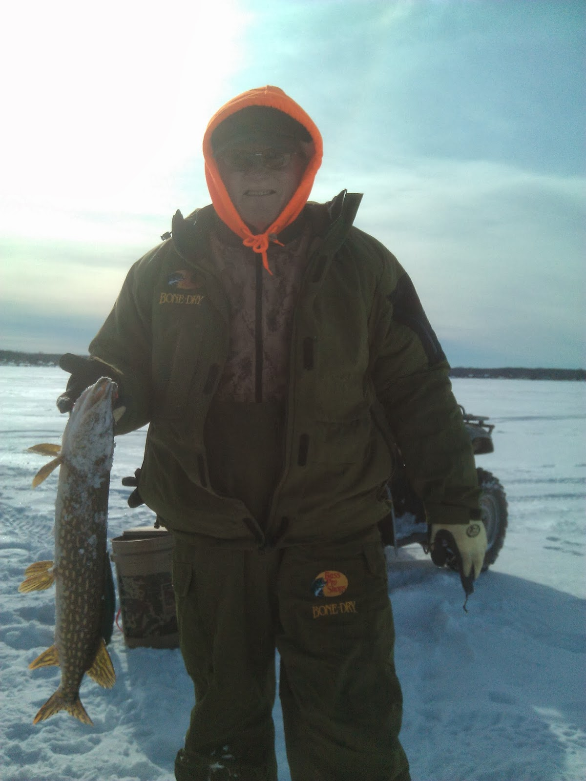 houghton lake walleye report houghton lake ice fishing 1