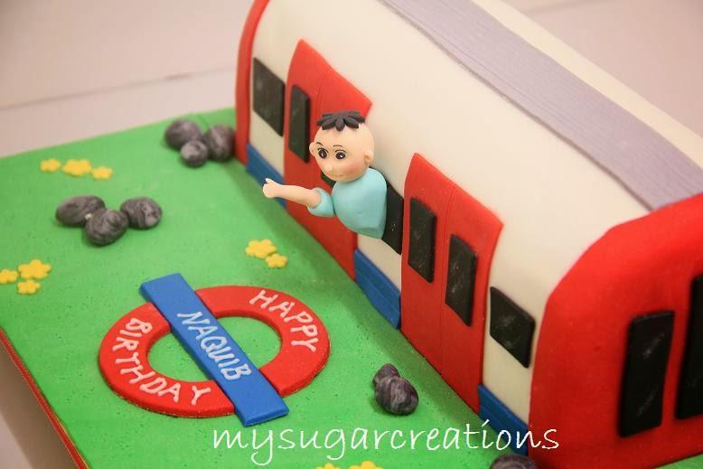 Sugar Free Birthday Cake Delivery London