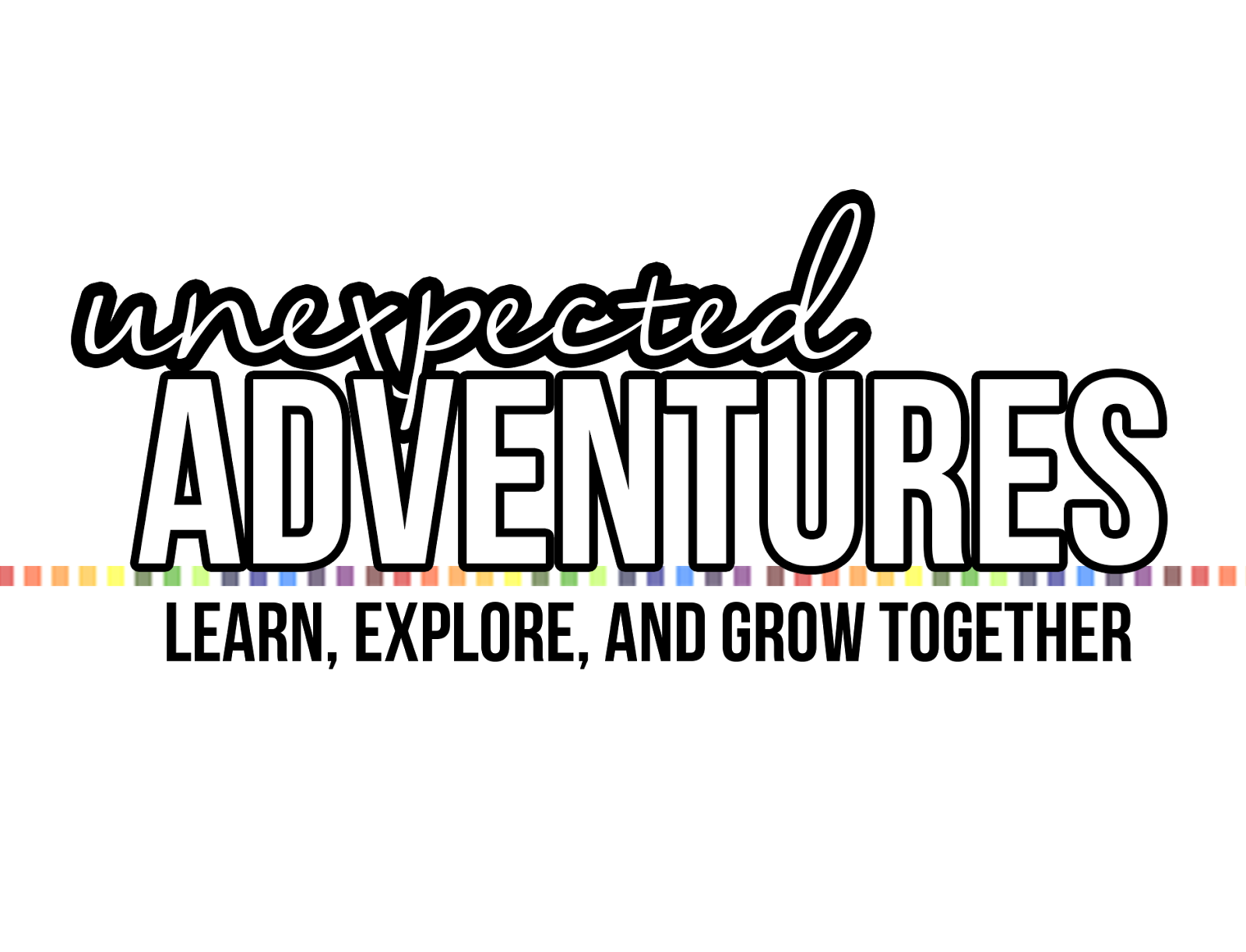 Unexpected Adventures: Learn, explore, and grow together - The fun in traveling as young newlyweds!