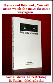 Social Media As Watchdog .. Get your copy now...