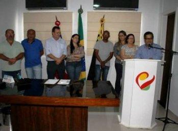Prefeito de Cruz das Almas renuncia (Foto: Divulgação)