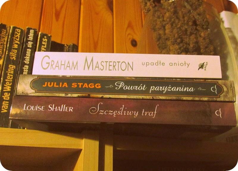 Jak nie mogę żyć bez Biedronki, czyli piątkowe zdobycze książkowe