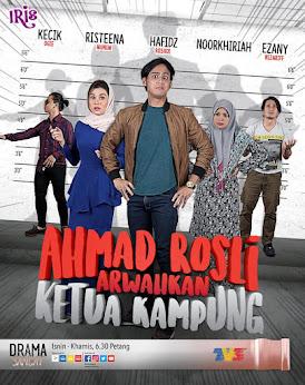 OST Ahmad Rosli Arwahkan Ketua Kampung (Iris TV3)