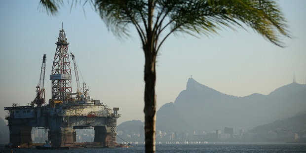 Projects shelved as oil slumps