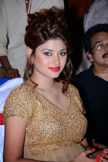 Oviya Latest Pictures in Long Dress at Sandamarutham Audio Launch 0008