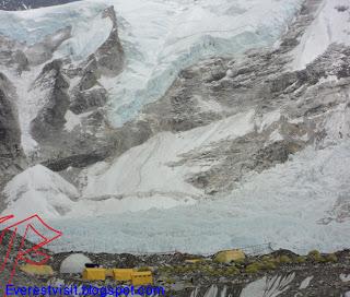 Everest base-camp