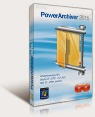 تحميل اخر اصدار من برنامج عملاق فك وضغط الملفات PowerArchiver 2015 Pro v15.00.38 Final