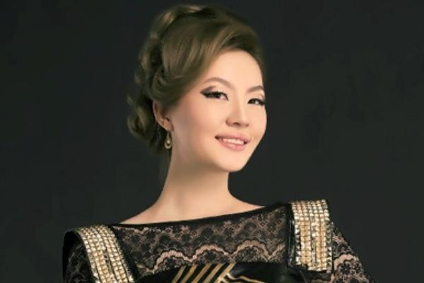 Miss World Mongolia 2013 winner Pagmadulam Sukhbaatar