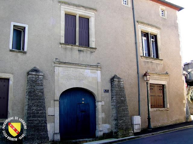 GONDREVILLE (54) - Village - Palais de Justice