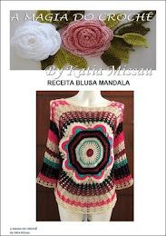 Receita Blusa Mandala