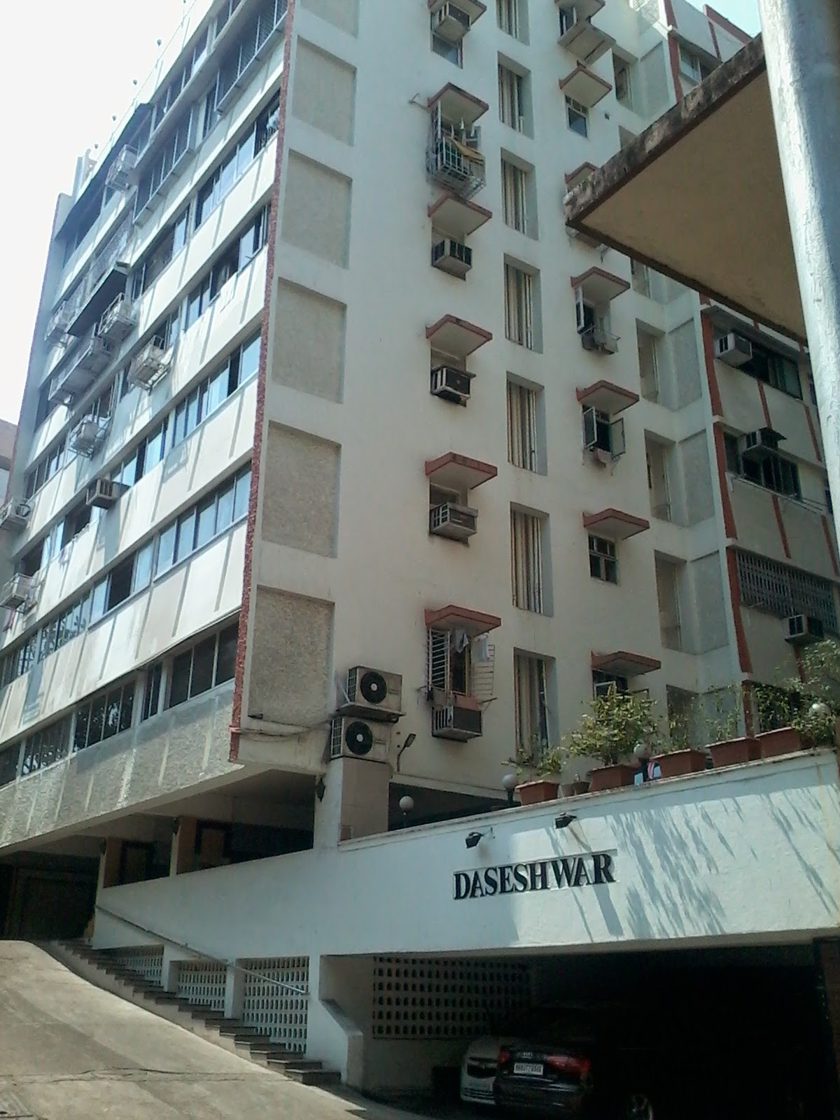 daseshwar apartment 2bhk sea view flat apartment for sale