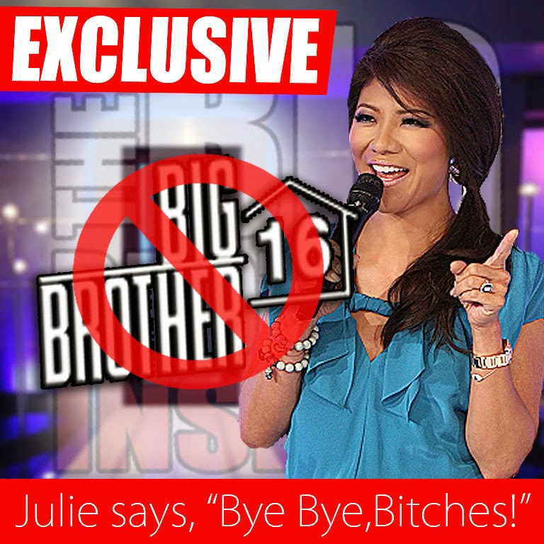 Copyright The Big Brother Insider, Exclusive