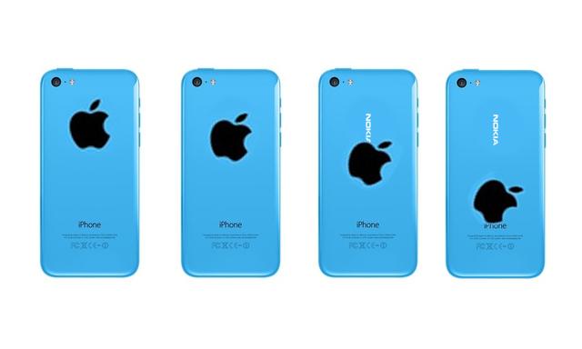 iPhone 5C bashing - L'iPhone 5C serait fabriqué par Nokia