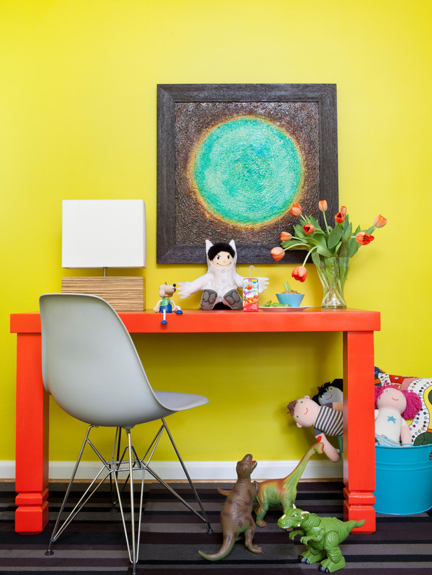 Design to inspire diy small desk for small spaces - Diy for small spaces decor ...
