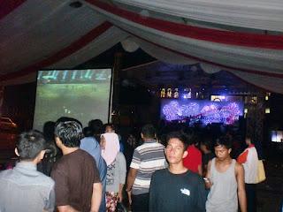 Jepretan Even PON 2012 di Riau