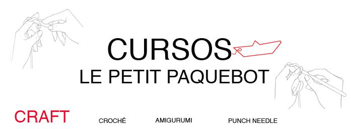 CURSOS LE PETIT PAQUEBOT