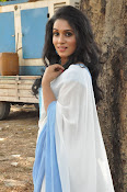 Uttej daughter Chethana photo shoot-thumbnail-6