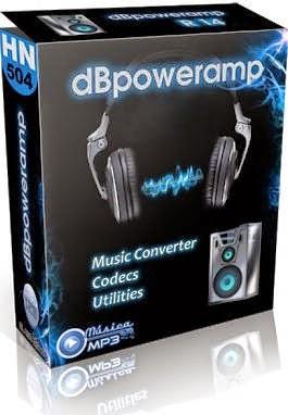 تحميل برنامج dBpowerAMP Music Converter 15.2