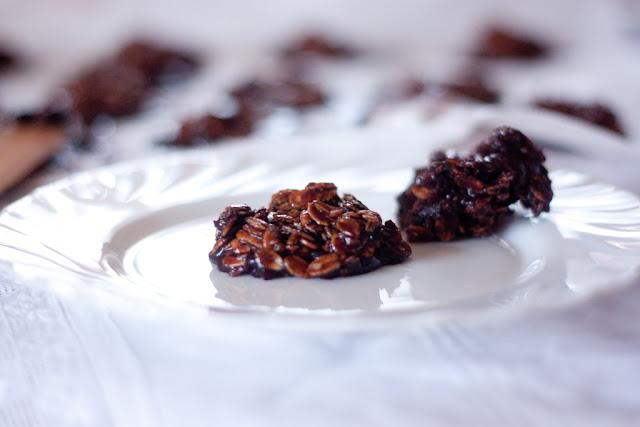 ciasteczka z płatków owsianych, ciasteczka z płatków orkiszowych