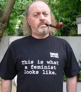 feministas são assim - comediante Bill Bailey