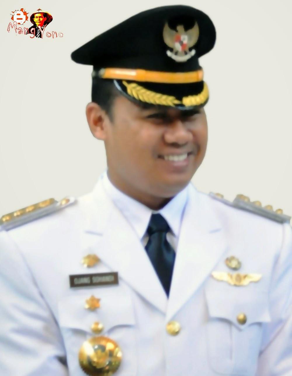 Bupati dan Wakil Bupati Subang Minta cuti Kampanye Pemilihan Presiden