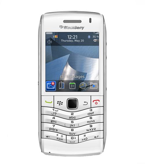 Jual BlackBerry Pearl 3G 9105 Black Market