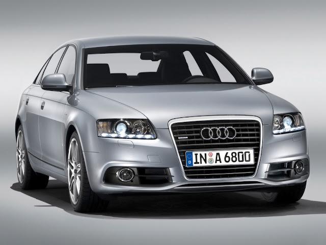 Audi A6 front image