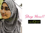 MaNiq Snood Hijab