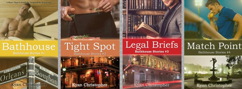Kyan Christopher Books
